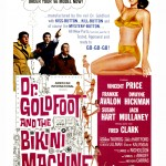 "Movie Poster for ""Dr. Goldfoot and the Bikini Machine"""