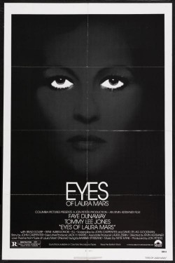 "Movie Poster for ""Eyes of Laura Mars"""
