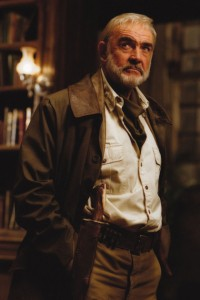 "Sean Connery in ""The League of Extraordinary Gentlemen"""