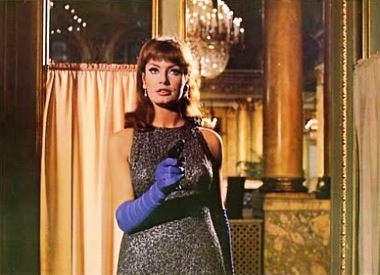 "Marisa Mell in ""Secret Agent Super Dragon"""