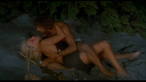 "Giancarlo Giannini and Mariangela Melato in ""Swept Away"" (1974)"