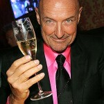 Terry O'Quinn at TV Guide's Emmy after-party in 2007