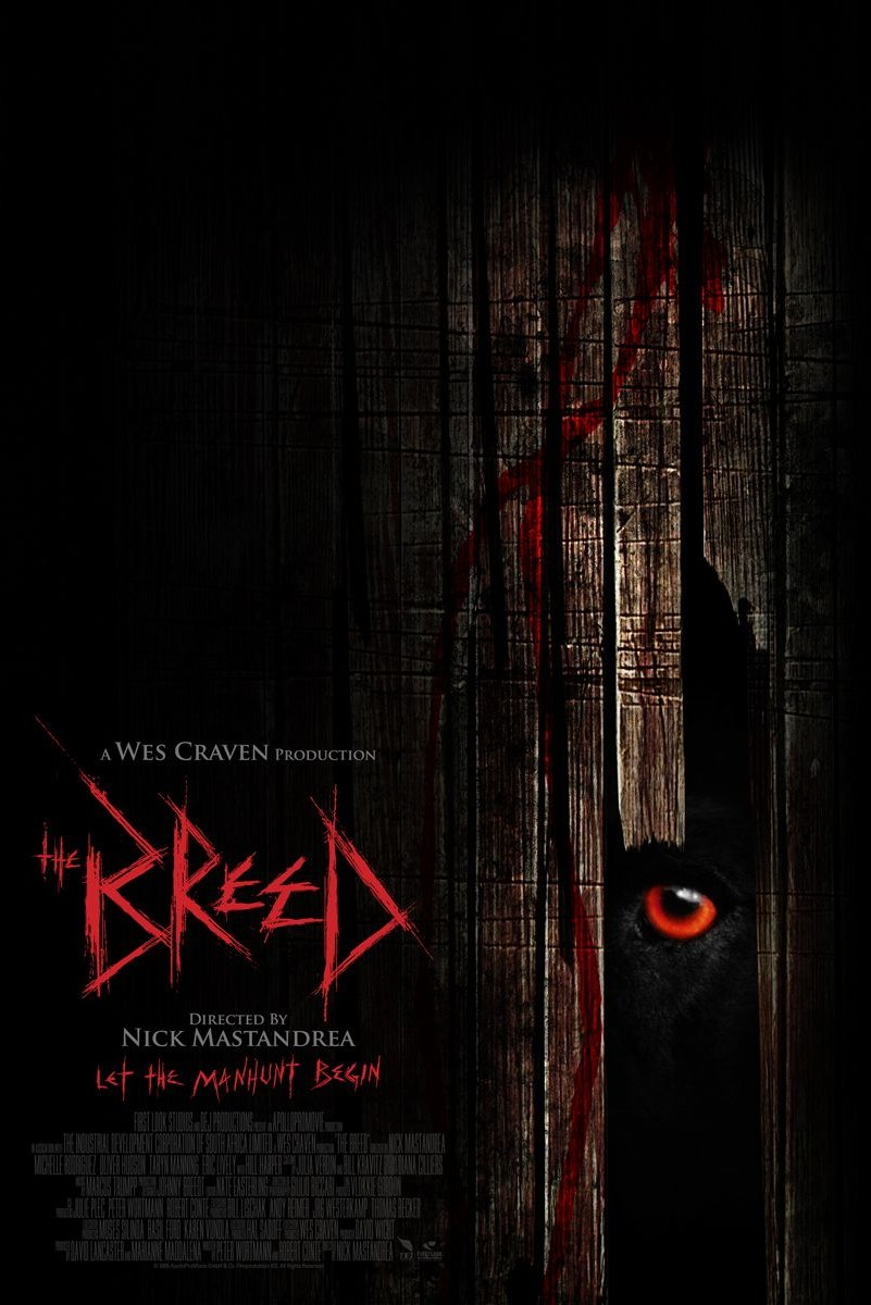Movie Poster for &quotThe Breed&quot