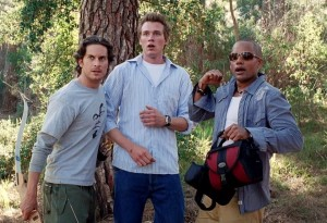 "Oliver Hudson, Eric Lively, and Hill Harper in ""The Breed"""