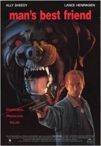 """Movie Poster for """"Man's Best Friend"""""""