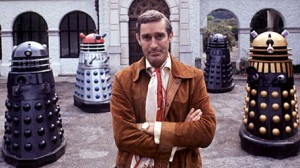 Terry Nation and his creations, the Daleks