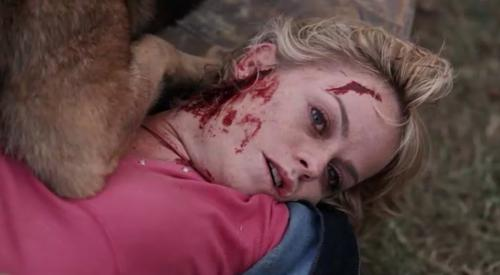 "Taryn Manning in ""The Breed"" (2006)"